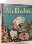 Ali Baba and the Forty Thieves - Slick Cat Books