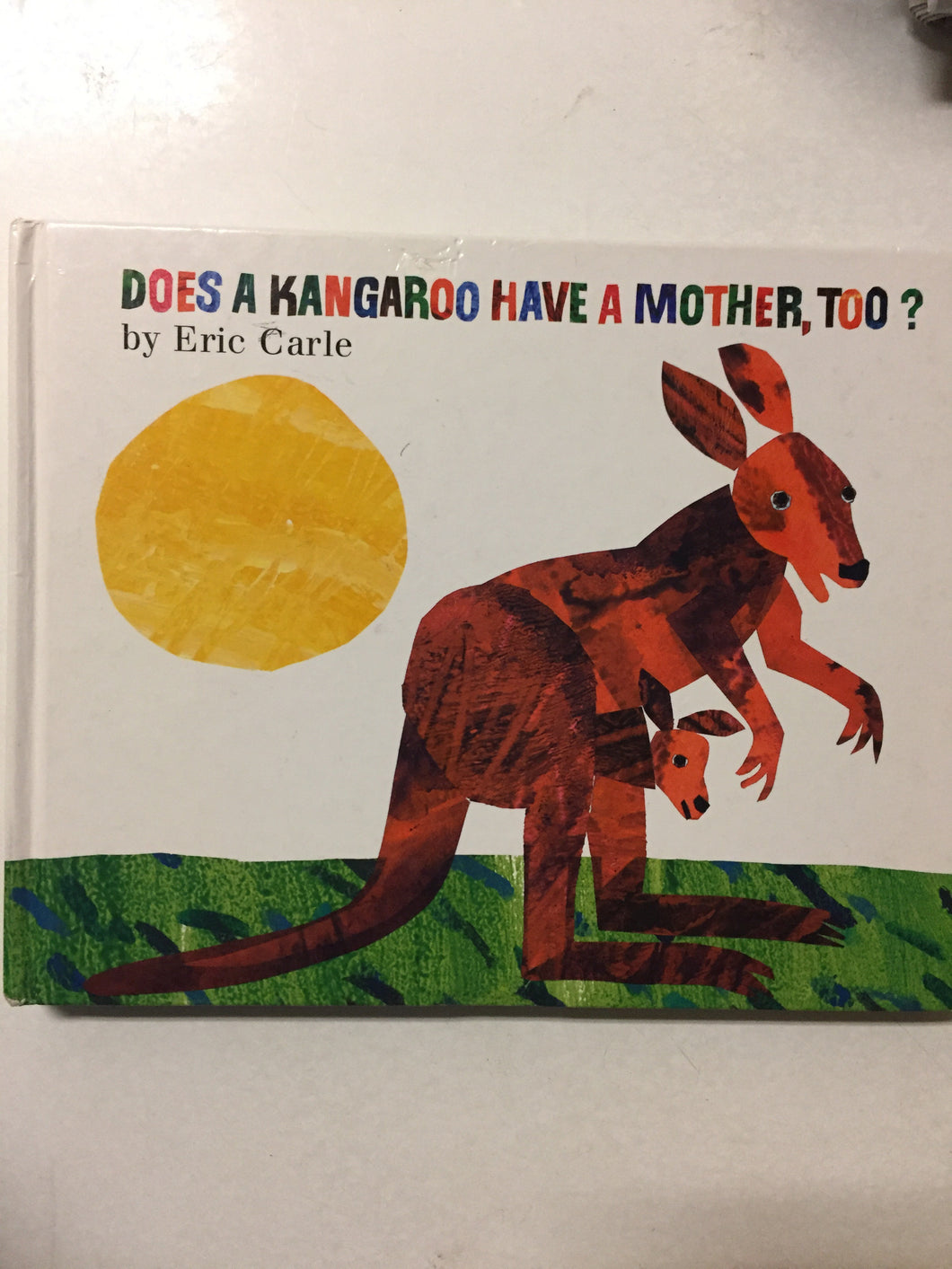 Does a Kangaroo Have a Mother Too - Slick Cat Books