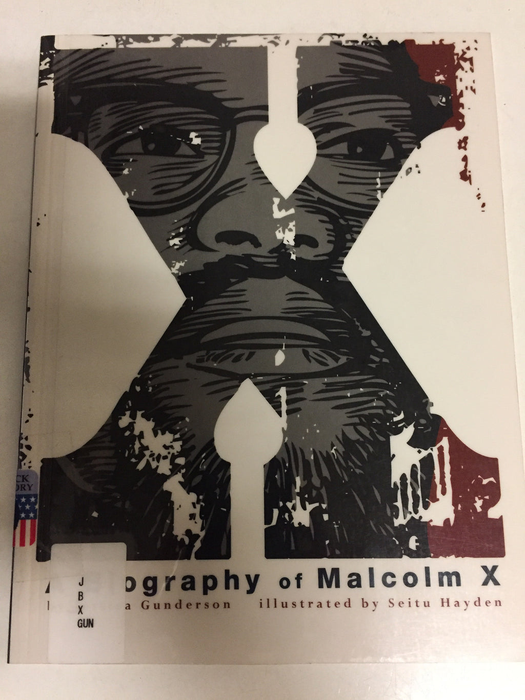 A Biography of Malcolm X - Slick Cat Books