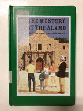 The Mystery at the Alamo - Slick Cat Books