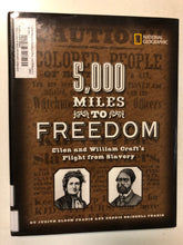 5000 Miles To Freedom - Slick Cat Books