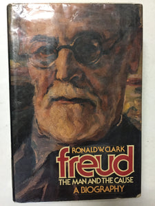 Freud The Man and the Cause - Slickcatbooks