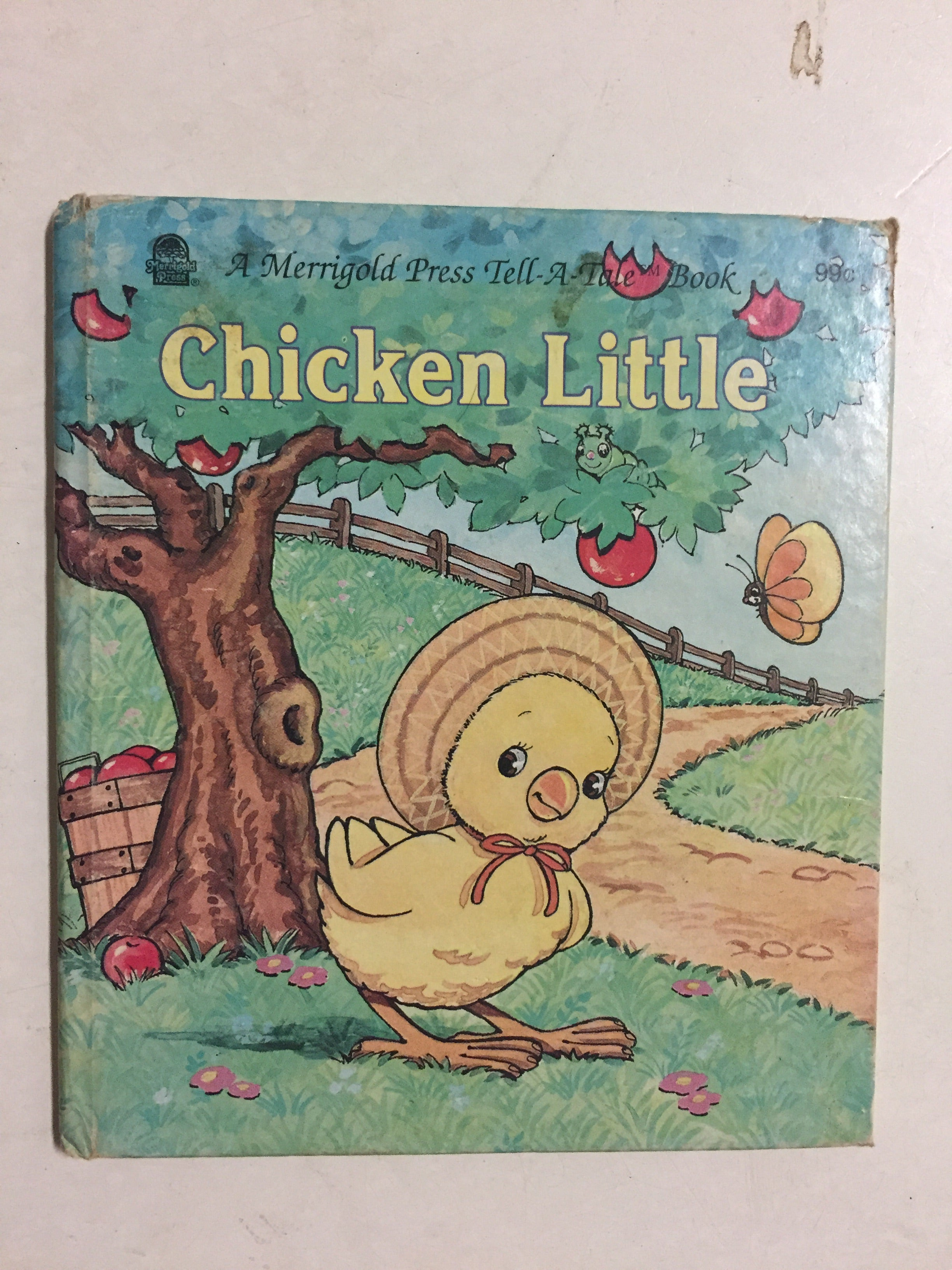 Chicken Little - Slick Cat Books