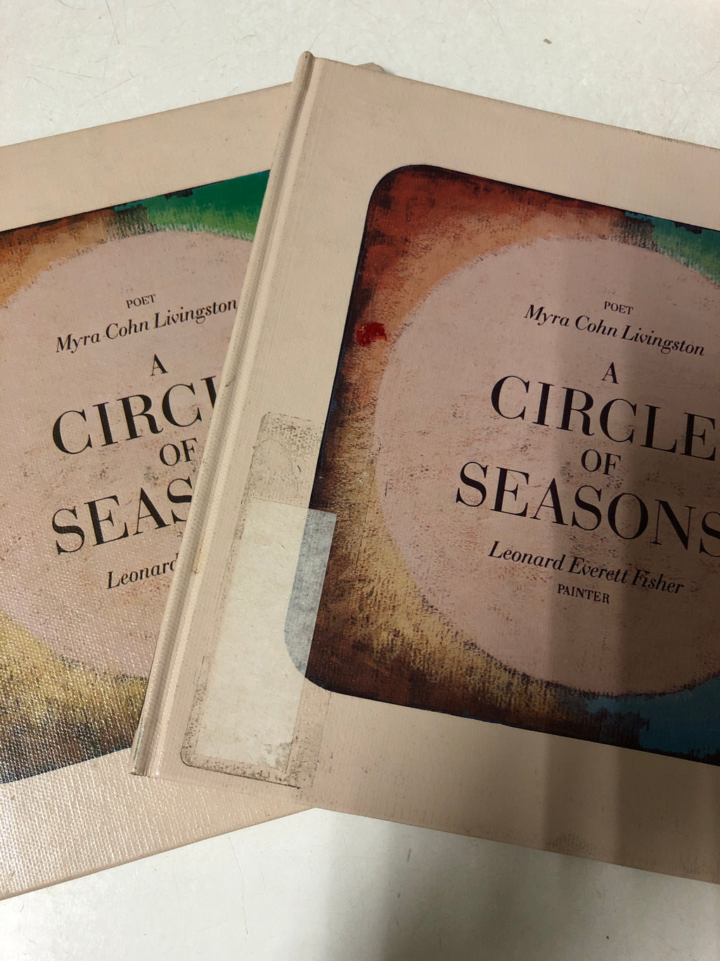 A Circle of Seasons - Slick Cat Books