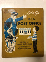 Let's Go to a Post Office - Slick Cat Books