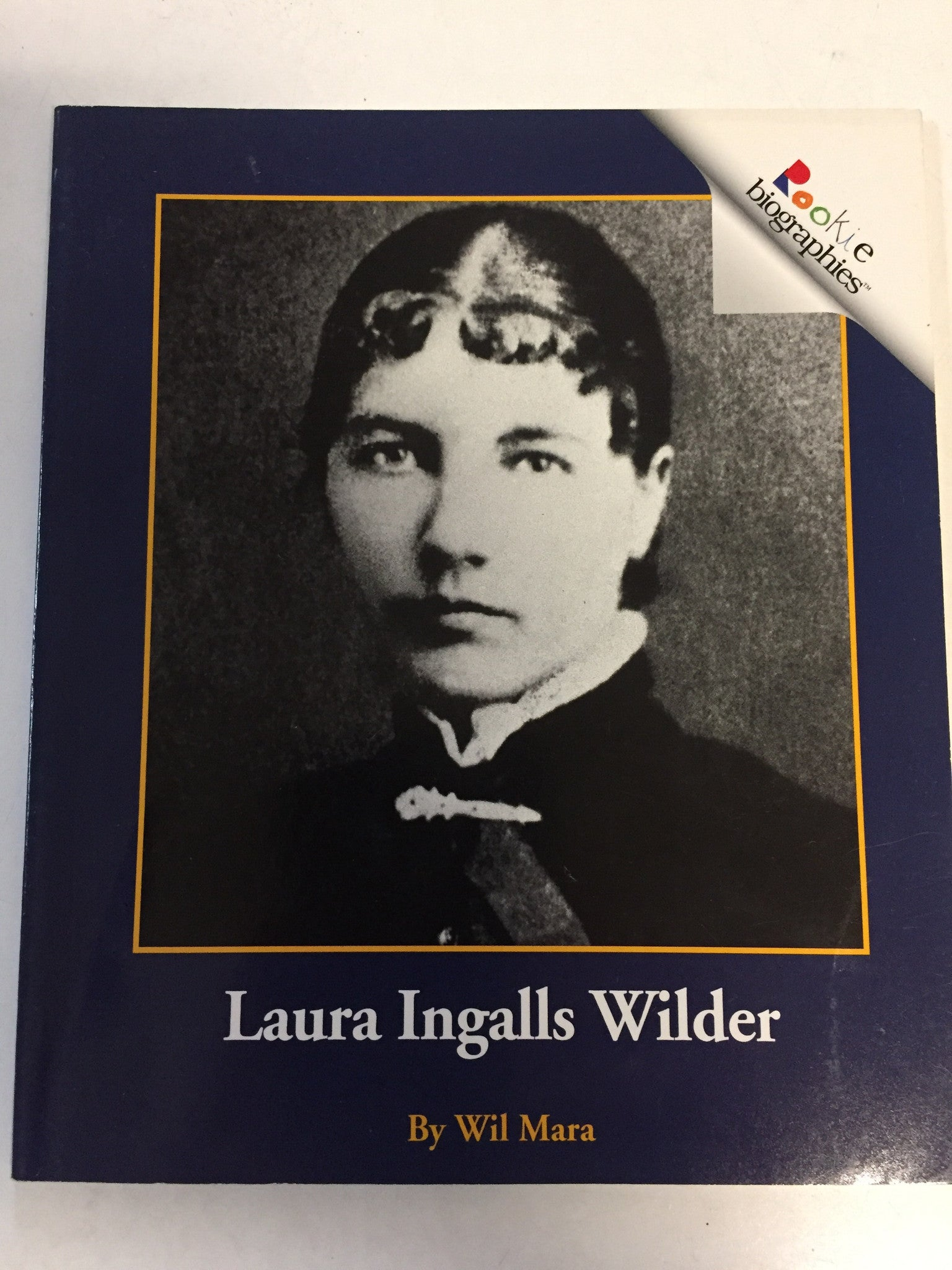 Laura Ingalls Wilder - Slickcatbooks