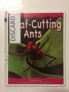 Leaf-Cutting Ants - Slick Cat Books
