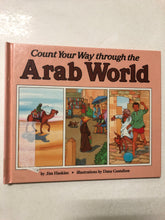 Count Your Way Through the Arab World - Slick Cat Books
