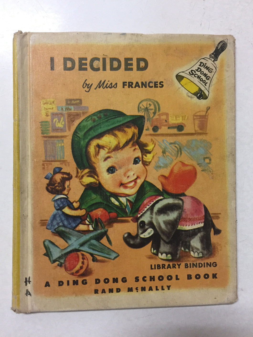 I Decided - Slickcatbooks