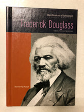 Frederick Douglass Abolitionist Editor - Slick Cat Books
