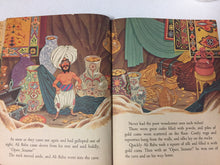 Ali Baba and the Forty Thieves - Slickcatbooks