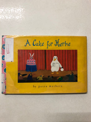 A Cake for Herbie - Slick Cat Books