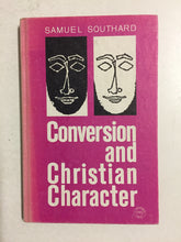 Conversion and Christian Character - Slick Cat Books