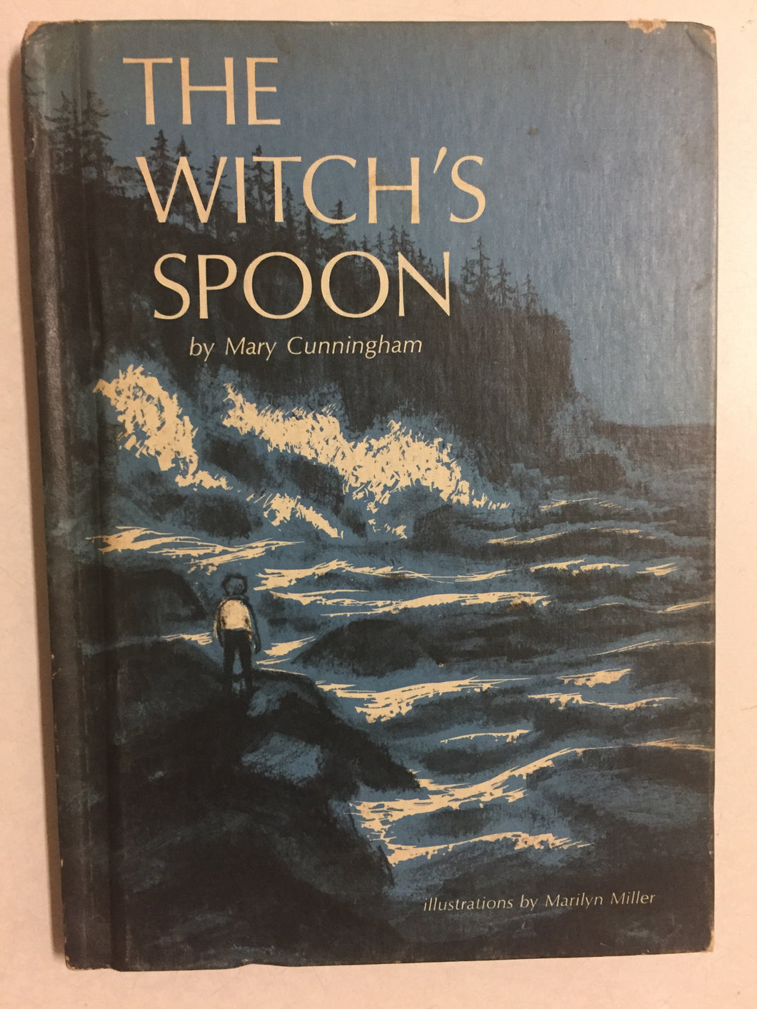 The Witch's Spoon - Slickcatbooks