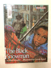 The Black Snowman - Slick Cat Books