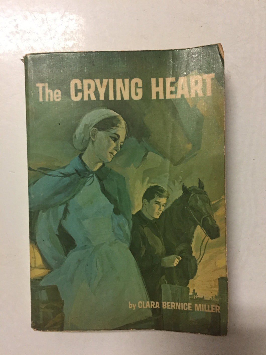 The Crying Heart- Slick Cat Books