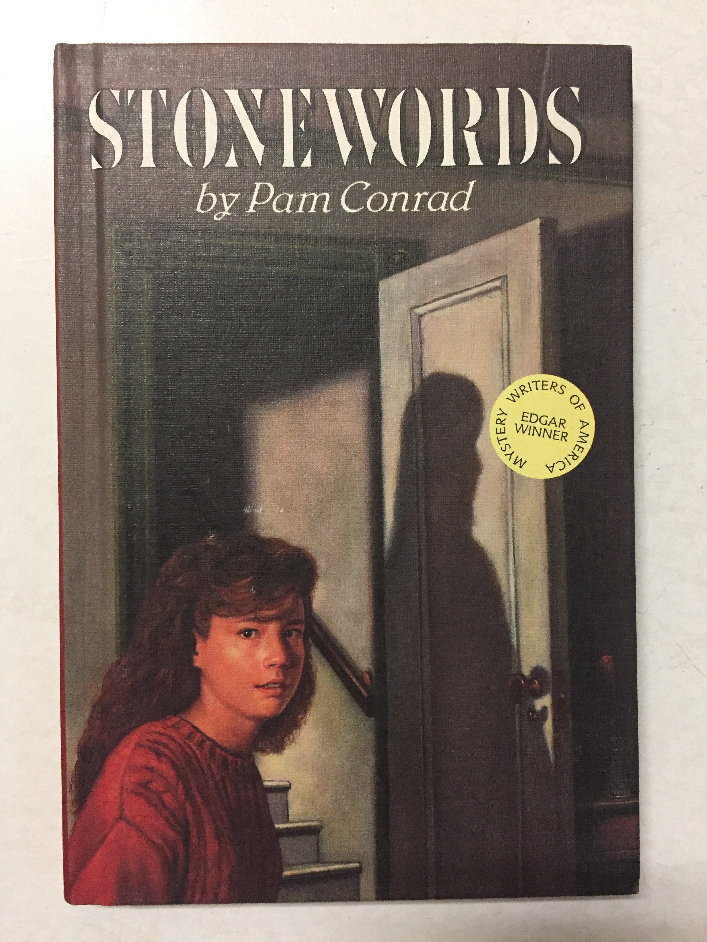 Stonewords: A Ghost Story - Slickcatbooks