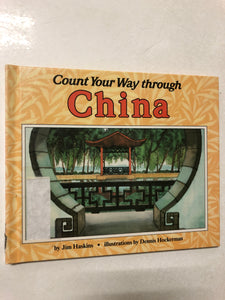 Count Your Way Through China - Slick Cat Books