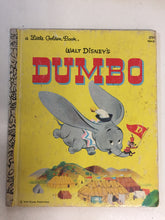 Walt Disney's Dumbo - Slickcatbooks