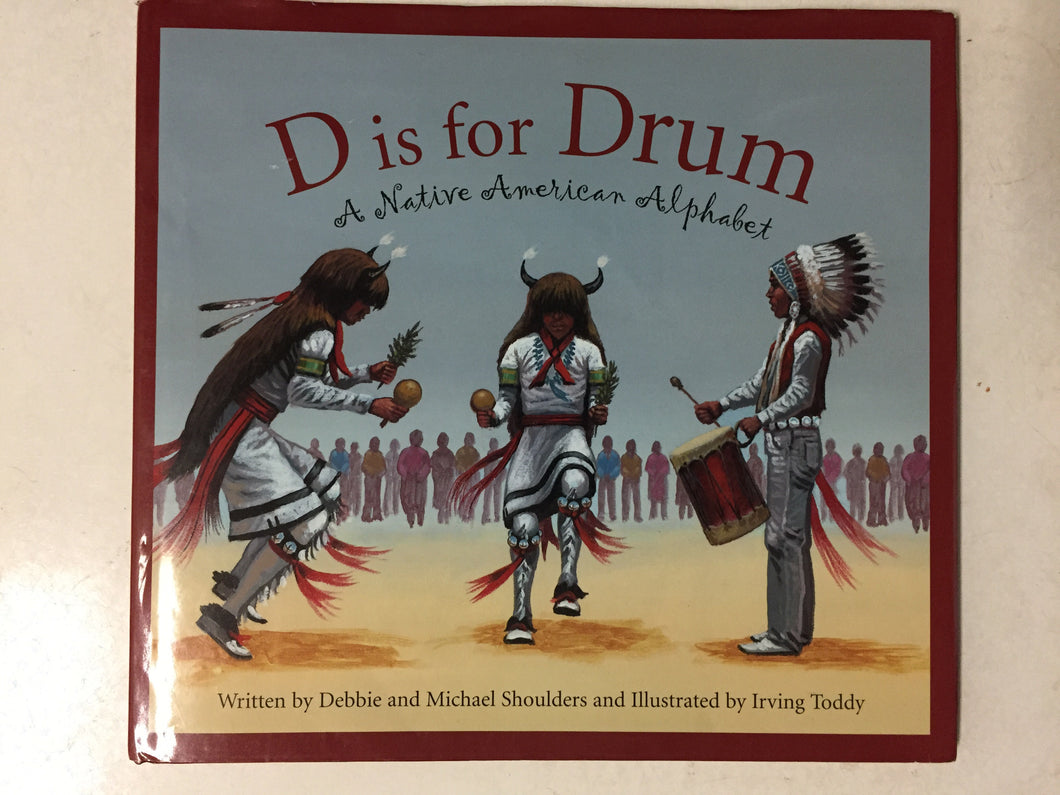 D is For Drum - Slick Cat Books