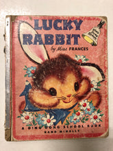 Lucky Rabbit - Slick Cat Books