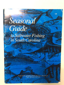 Seasonal Guide to Saltwater Fishing in South Carolina - Slick Cat Books
