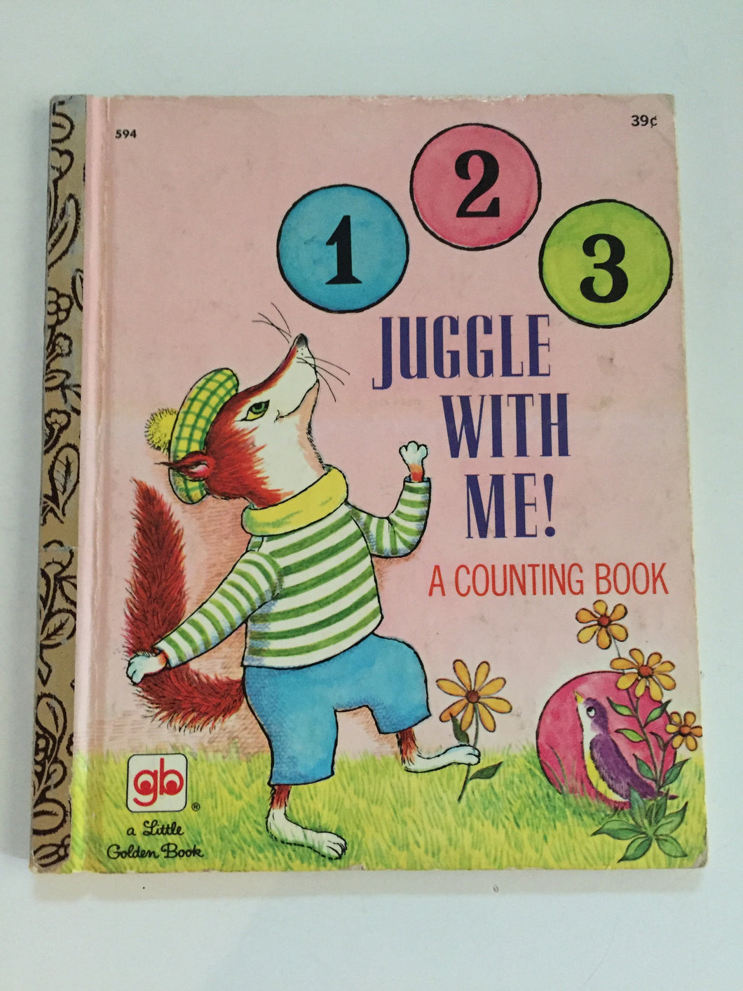 1 2 3 Juggle With Me! A Counting Book - Slick Cat Books