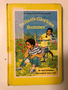 Julian's Glorious Summer - Slick Cat Books