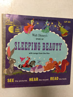 Walt Disney's Story of Sleeping Beauty (With Songs From the Film) - Slickcatbooks