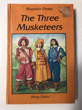The Three Musketeers - Slick Cat Books
