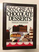 365 Great Chocolate Desserts - Slick Cat Books