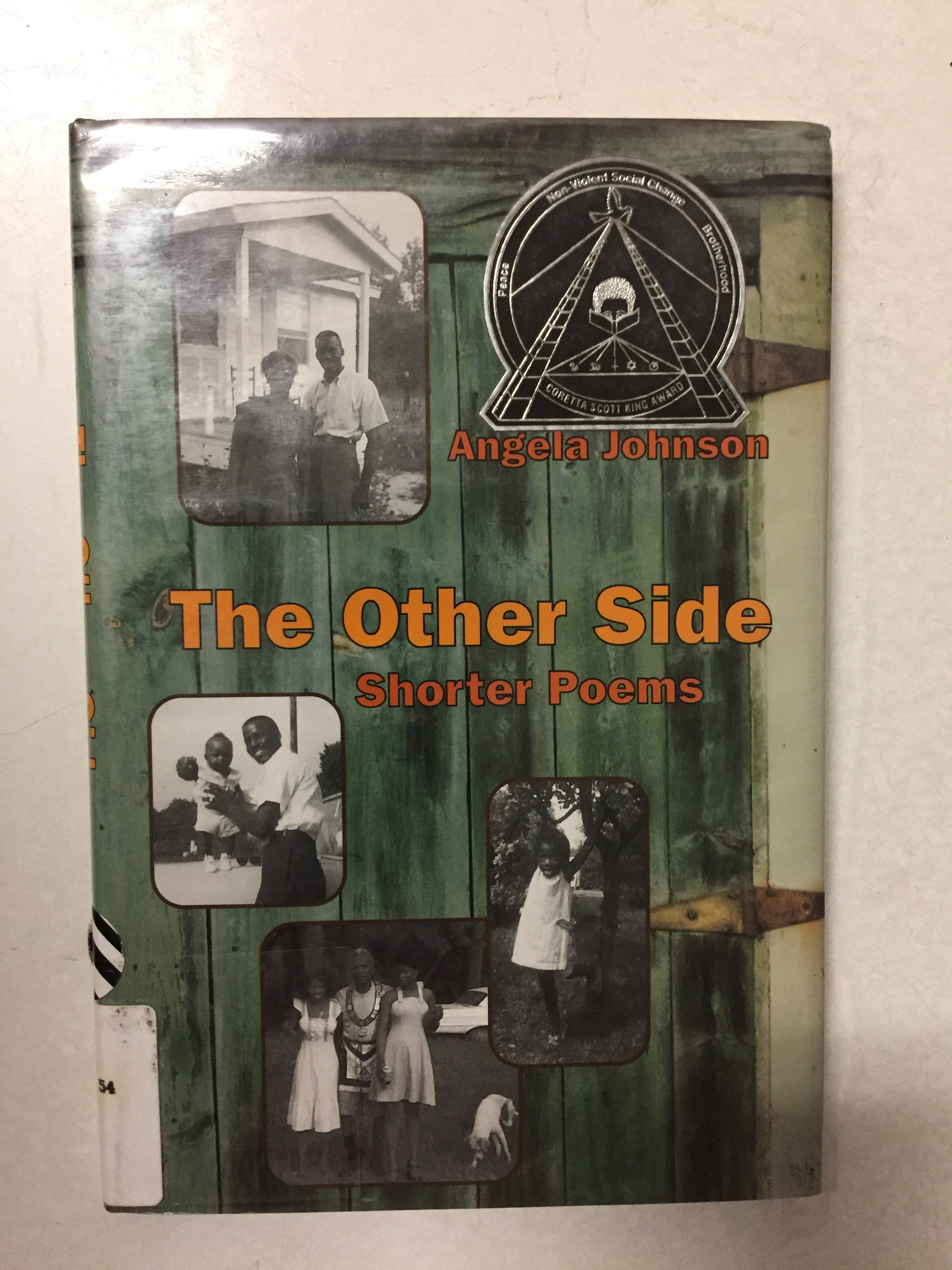 The Other Side Shorter Poems - Slickcatbooks