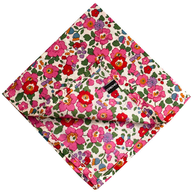 Liberty of London Betsy Pocket Square
