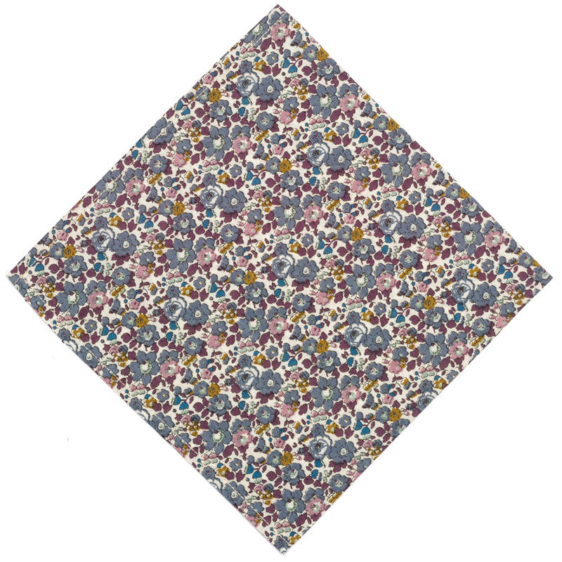 Liberty of London Betsy Anne Pocket Square