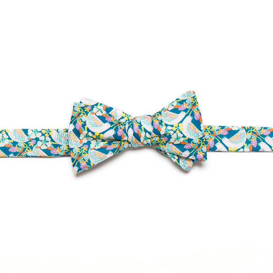 Liberty of London Strawberry Feast Bow Tie