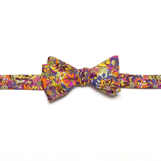 Liberty of London Willow Rose Bow Tie