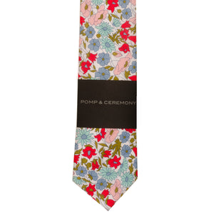 Liberty of London Poppy and Daisey Tie