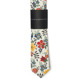 Liberty of London Edenham Skinny Tie