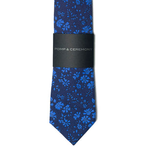Liberty of London Capel Cobalt Tie