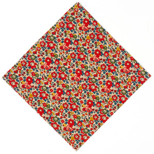 Liberty of London Betsy Ann Pocket Square