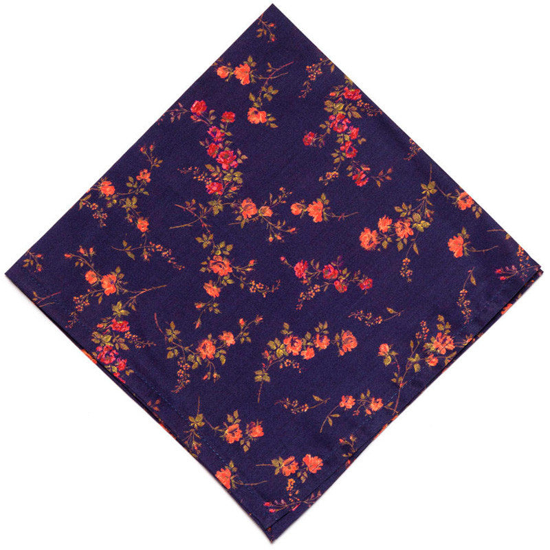 Liberty of London Elizabeth Pocket Square