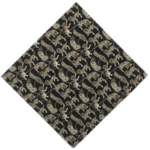 Liberty of London Heads and Tails Pocket Square