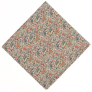 Liberty of London Katie and Millie Pocket Square