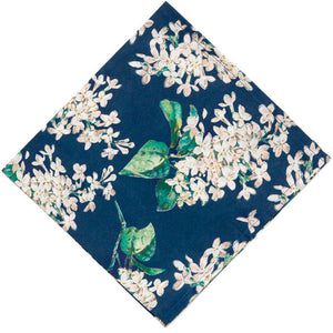 Liberty of London Lilac Pocket Square