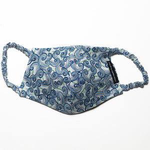 Liberty Print Mask - Little Venice