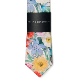 Liberty of London Meadow Melody Tie