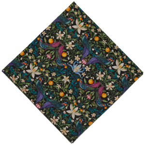 Liberty of London Forbidden Fruit Pocket Square
