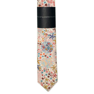 Liberty of London Adelajda Skinny Tie