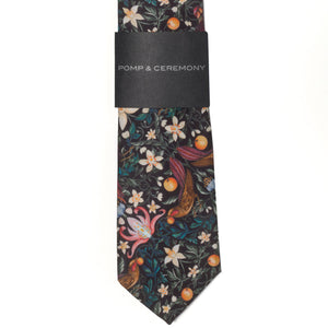 Liberty of London Forbidden Fruit Tie