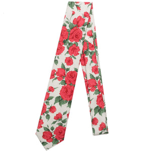 Liberty of London Carline Rose Print Tie